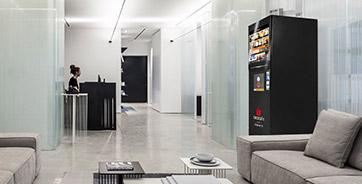 CoCoCafe咖啡自動販賣機-飯店業