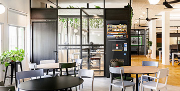 CoCoCafe咖啡自動販賣機-無人商店