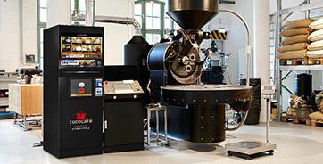 CoCoCafe咖啡自動販賣機-百貨業者