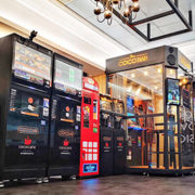 CoCoCafe咖啡自動販賣機-自由時報