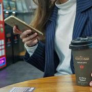 CoCoCafe無人咖啡機加盟-大花說